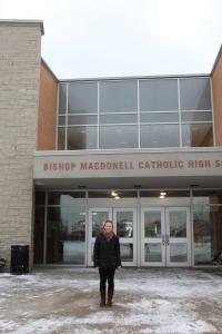 Bishop Macdonell
