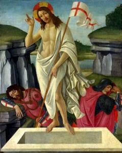 sandro Boticelli Italian painter the-resurrection phistars 5 stars